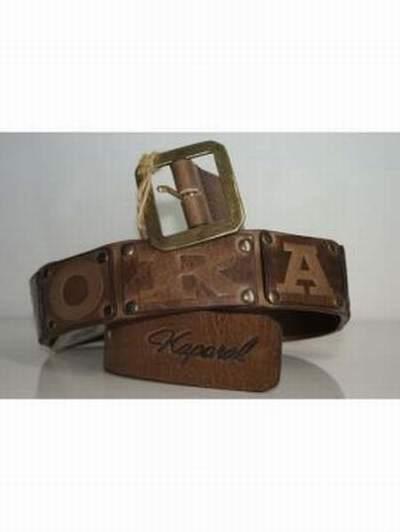 design intemporel 20efd a6476 ceinture kaporal 5 eden cuir noir,ceinture femme kaporal ...