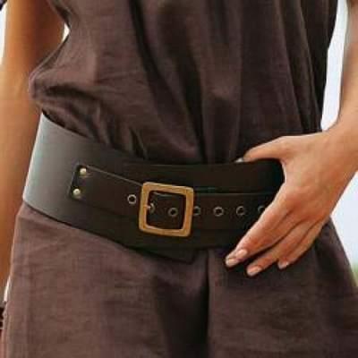 ceinture large femme marron,ceinture extra large,ceinture large elastique 98cf20d2b30