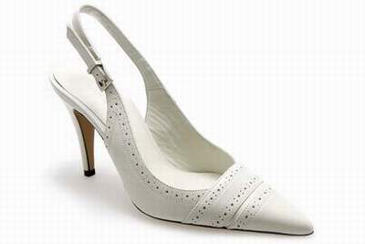 18b846a632c chaussure ivoire femme mariage