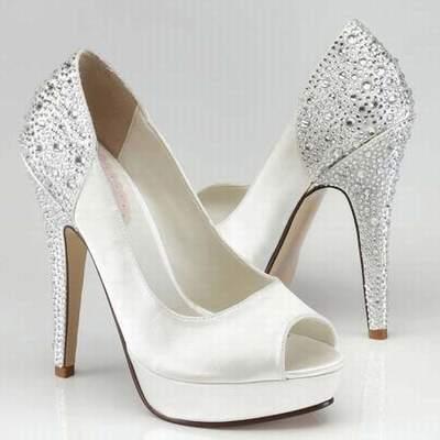0ccd6fbc1dc chaussure mariage transparente