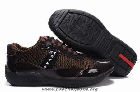 01b8ea906f15f Un rétro pour le chaussure prada ete Rose - cantonm.fr